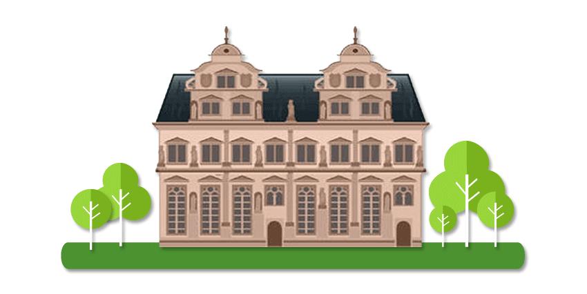 Hôtel Particulier de bureaux Paris 16